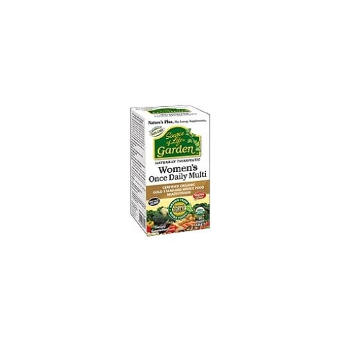 Nature's Plus Source of Life Garden Women's Once Daily Multi 30's