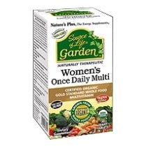 Source of Life Garden Women's Once Daily Multi 30's
