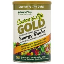 Source of Life GOLD Energy Shake 442g