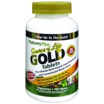 Nature's Plus Source of Life GOLD Tablets 180's