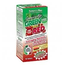 Source of Life GREEN and Red Bi-Layered Tablets 90's