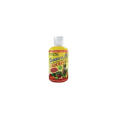 Nature's Plus Source of Life Liquid 900ml