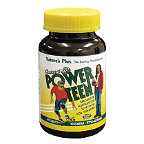 Source of Life Power Teen - Multivitamin for Teenagers 90's