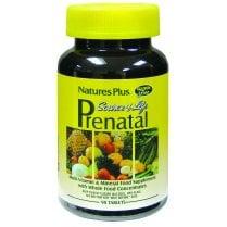 Nature's Plus Source of Life Prenatal 90's