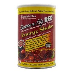 Source of Life RED Energy Shake 507g