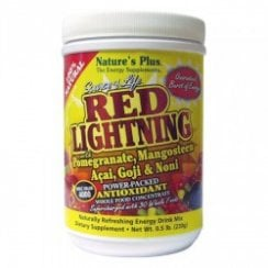 Source of Life Red Lightning 230g - Antioxidant Drink Powder