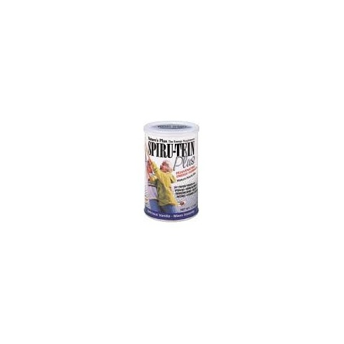 Nature's Plus SPIRU-TEIN Plus Shake - for Mature Adults 544g
