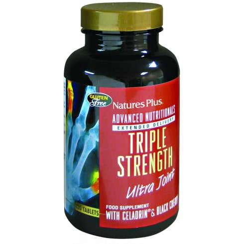 Nature's Plus Triple Strength Ultra Joint 120's