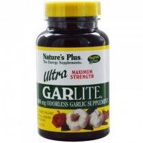 Ultra Garlite Sus. Rel. 1000mg Odourless Garlic 90's