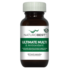 NaturoBest Ultimate Multi & Antioxidant - 60 Capsules Currently Unavailable