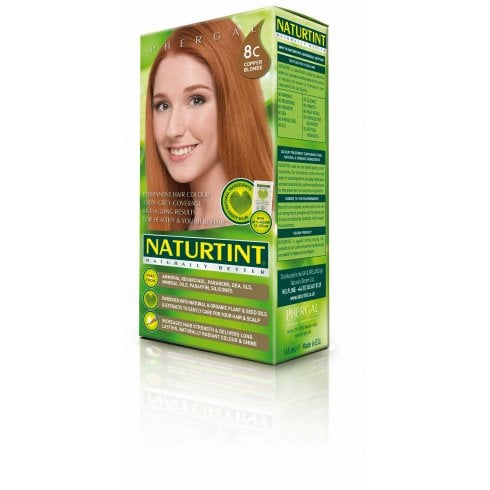 Naturtint 8C Copper Blonde