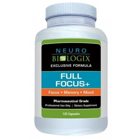 NeuroBiologix Full Focus - 120 vCapsules