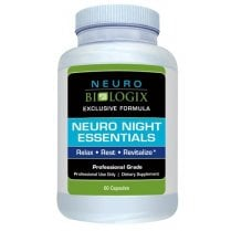 Neuro Night Essentials - 60 vCapsules
