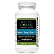 NeuroNutrients with Iron - 120 Capsules
