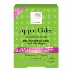 Apple Cider Mega Strength 1000mg 30's