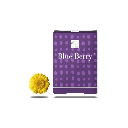 New Nordic Blue Berry - 60's