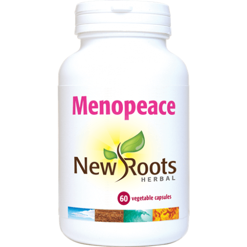New Roots Herbal Menopeace 60's