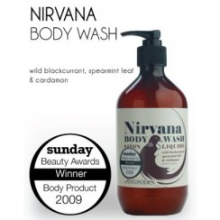 Nirvana Body Wash 500ml