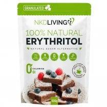 Erythritol Natural Sugar Alternative Granulated 300g