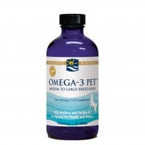 Omega-3 Pet Medium and Large Dogs 237ml