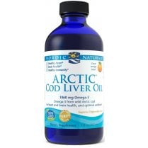 Arctic Cod Liver Oil - Peach 237ml (CURRENTLY UNAVAILABLE)