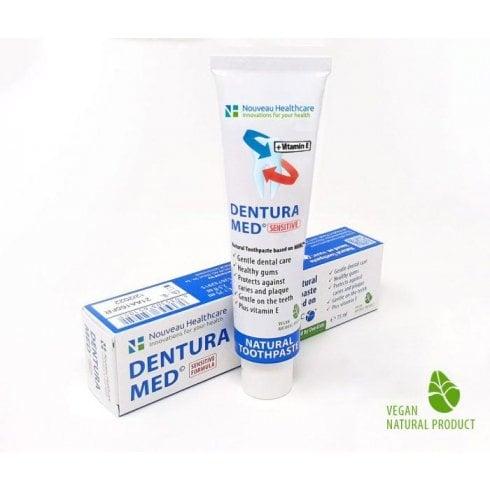 Nouveau Health Dentura Med - 75ml