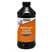 Sunflower Liquid Lecithin - 473 ml