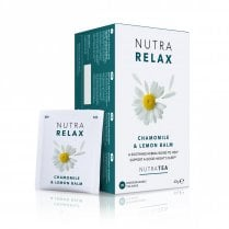 Nutratea Nutra Relax Tea Bags 20's