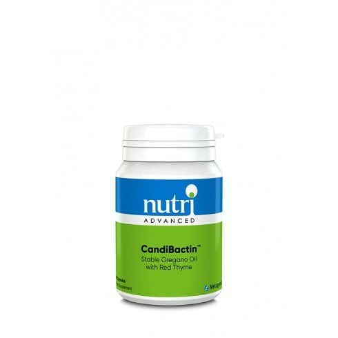 Nutri Advanced CandiBactin 60's
