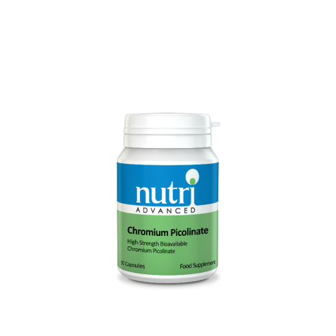 Nutri Advanced Chromium Picolinate 90's