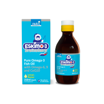 Eskimo-3 Brainsharp Liquid 210ml