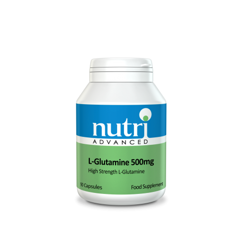 Nutri Advanced L-Glutamine 500mg 90's