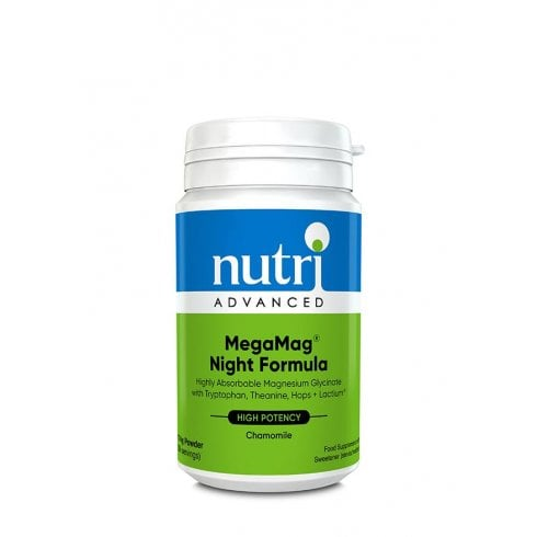 Nutri Advanced MegaMag Night Formula Chamomile - 30 Servings