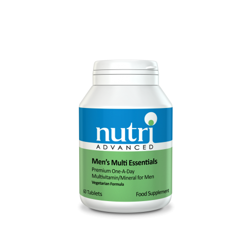 Nutri Advanced Men's Multi Essentials 60's