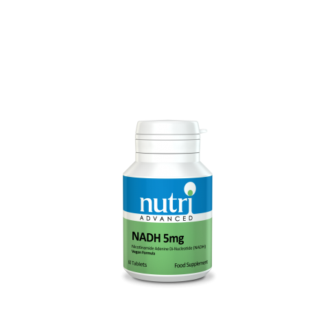 Nutri Advanced NADH 5mg 60's