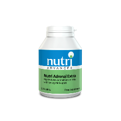 Nutri Adrenal Extra 120's