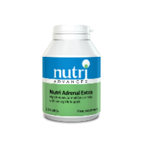 Nutri Adrenal Extra 60's