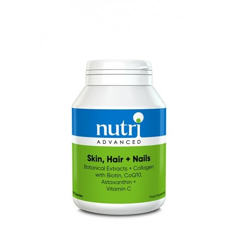 Nutri Advanced Skin, Hair + Nails 60's