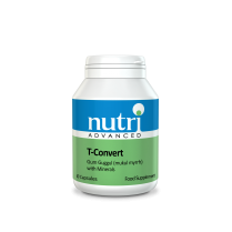 T-Convert with Gum Guggul Resin - 60 Capsules