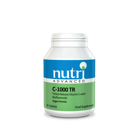 Nutri Advanced Vitamin C Time Release 90's (Formerly C-1000 TR 90's)