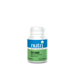 Vitamin D3 High Strength Tablets 60's (Formerly D3 5000) (Currently Unavailable)