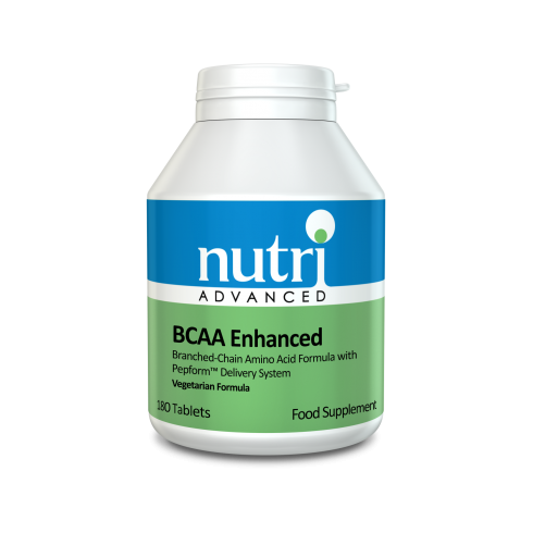 BCAA Enhanced 180's