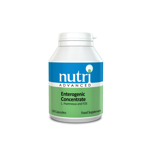 Nutri Enterogenic Concentrate 120's
