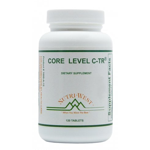 Nutri-West Core Level C-TR 120's