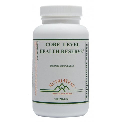Nutri-West Core Level Health Reserve 120's