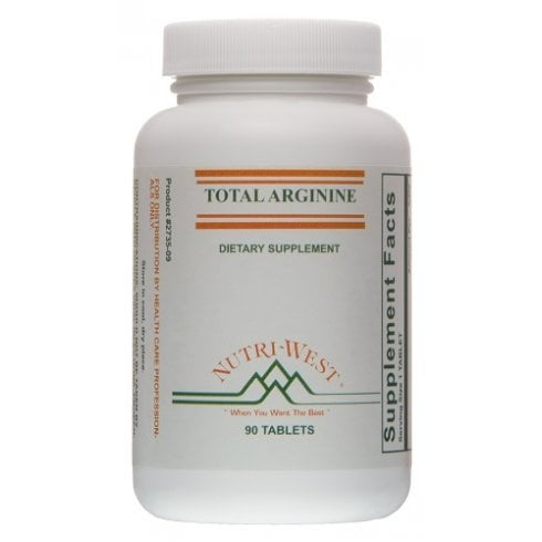 Nutri-West Total Arginine 90's
