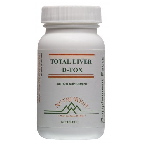 Total Liver D-Tox 60's