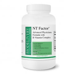 NT Factor Advanced Physicians Plus B Vitamins 150's