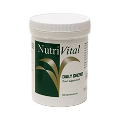 NutriVital Daily Greens 120s