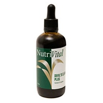 NutriVital Devil's Claw Plus 100ml